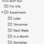 declutter e-mail inbox